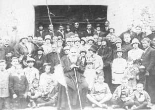 Metropolitan A. Sheptytsky, Fr. Emilian Kowcz - Peremyshlany, 1924 or 25